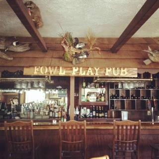 Fowl Play Pub