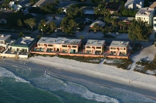 Siesta Sands on the Beach