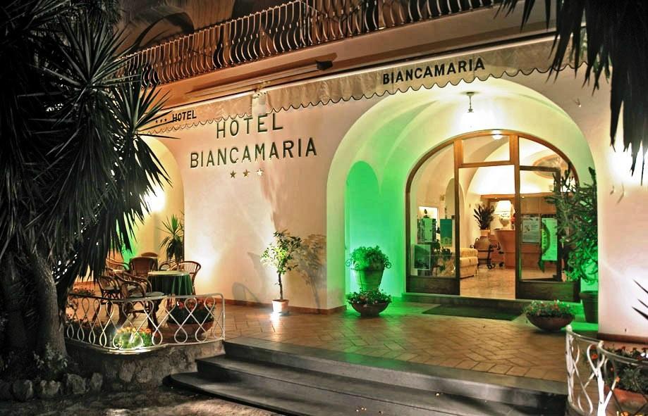比安卡瑪麗亞酒店
