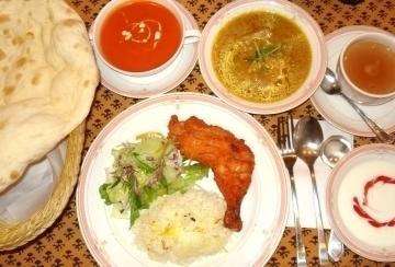 Indian Bengal Food Chakra