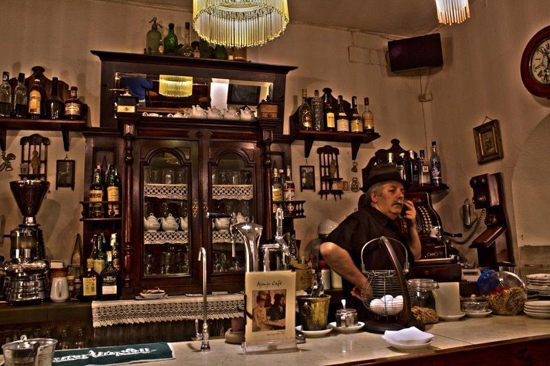 imagen Cafe Ajenjo en Madrid