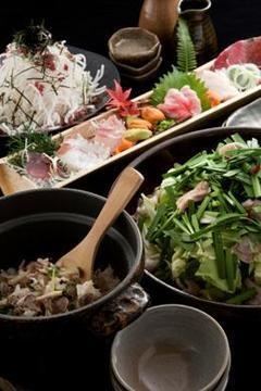 Syuka Seafood Meat Vegetables Nijihare