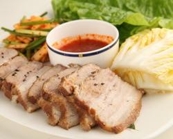 Korean cuisine Jinmi Honten