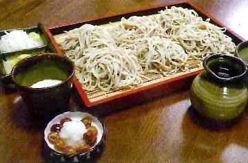 Soba Restaurant Sakaeya