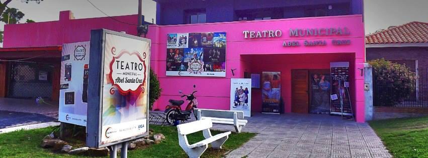 Teatro Municipal Abel Santa Cruz