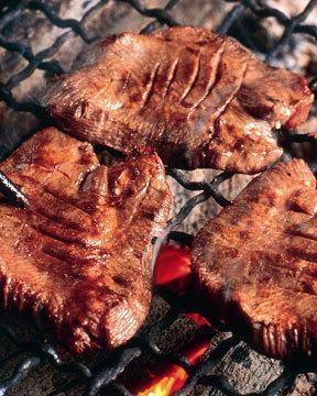 Charcoal Grilled Beef Tongue Rikyu Ikebukuro