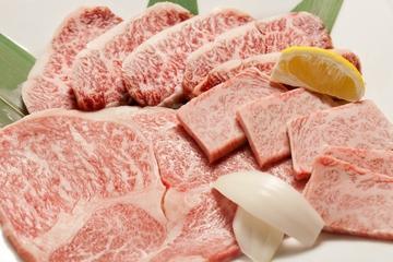 Yakiniku (Grilled meat) Asada