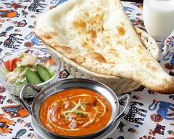 Indian/Nepalese Cuisine Taban Minoridai