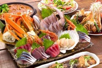 Fresh Seafood of Miyagi Izakaya Style Bar Bon Ten Gyoko Uesugi