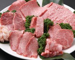 Yakiniku (Grilled meat) Tsukasaen