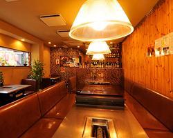 Yakiniku (Grilled meat) House Sanmitei Shinkan