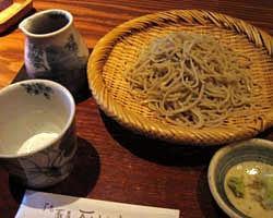 Handmade Soba Ishihara