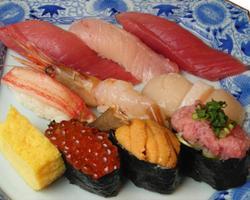 Sushi Restaurant Yachiyo Shinanomachi Rengakan