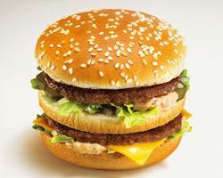 McDonald's Akasaka station front
