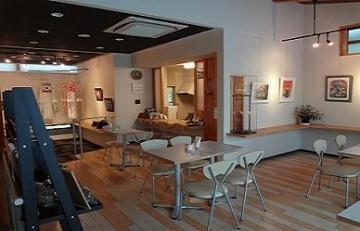 Gallery & Cafe Poporare