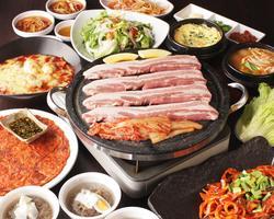 Korean cuisine Tomato