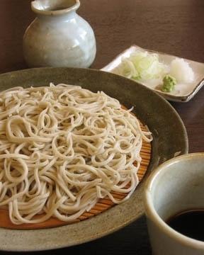 Ishiusuhiki Teuchi Soba Honokoan Mangetsu