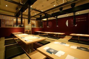 Grilled Skewers Charcoal Grilled Beef Yagura Tsukiji Shochiku Bldg