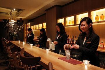 Whiskey Bottle Bar Den Hibiya