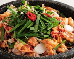 Korean Dining Richouen Tsuruhashi