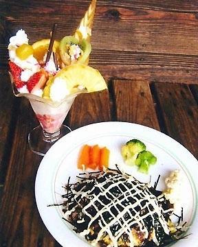 """Keishoku Cafe """"Yamagoya"""""""