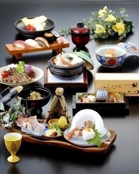 Japanese Cuisine Kyo Haruka