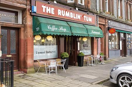The Rumblin Tum