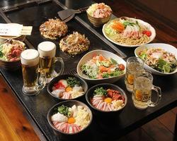 Monja Okonomiyaki Waizu Higashi-Kawaguchi