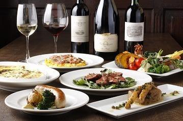 Brasserie & Wine Cafe Buzz Marunouchi