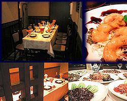 Chinese Dining Nantenyu Shingawa