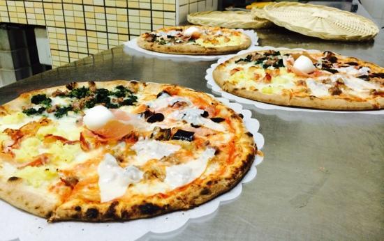 Pizzeria Le Due Fiamme Di Voria Claudio