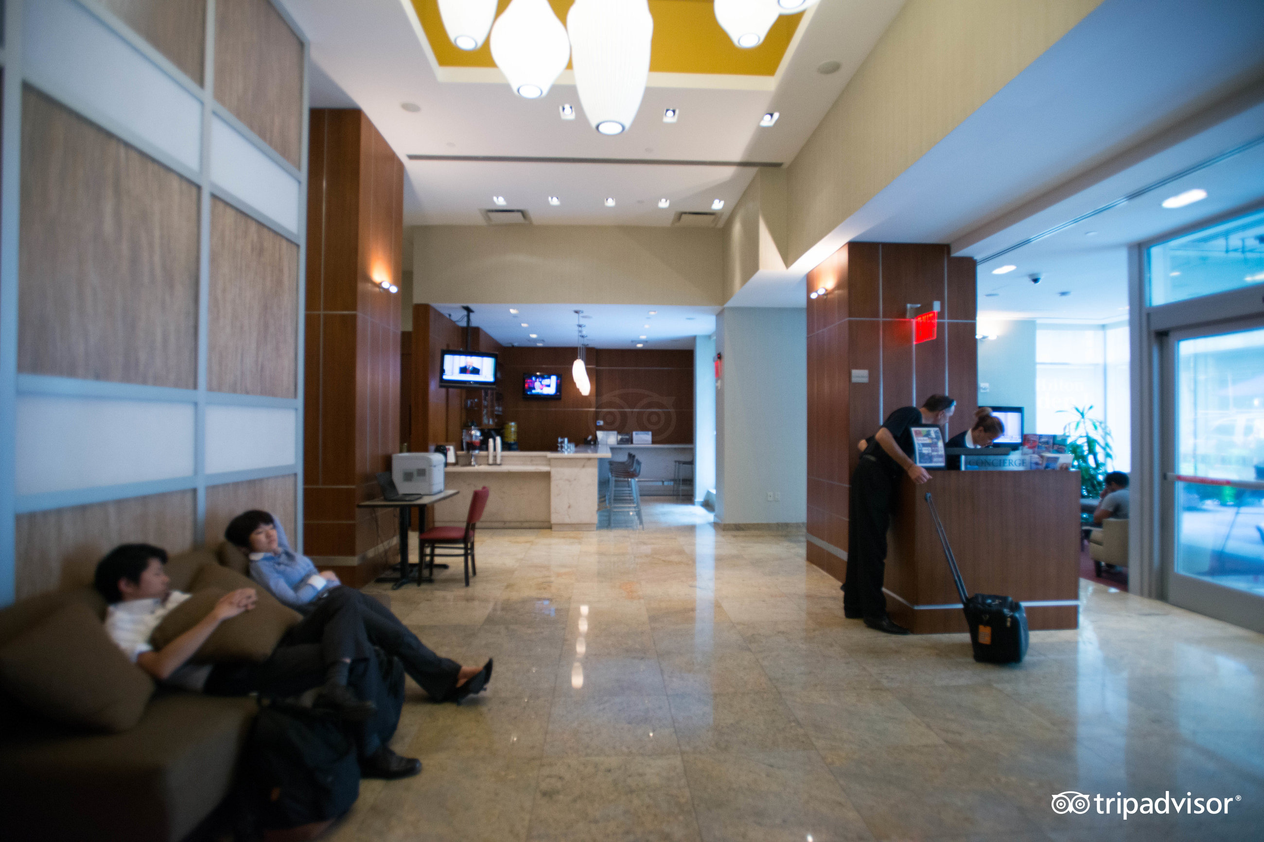 Hilton Garden Inn New York West 35th Street New York City NY