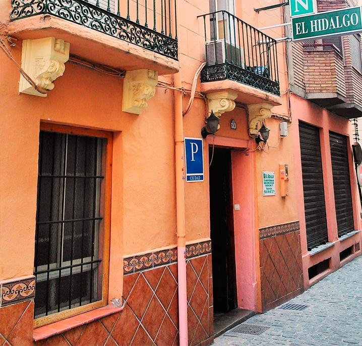 Pension El Hidalgo