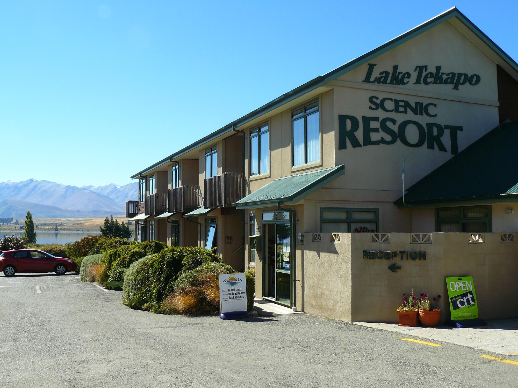 Lake Tekapo Scenic Resort