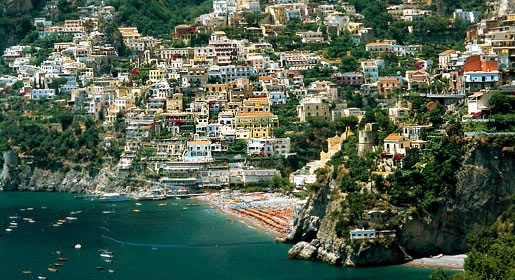 Positano Imperial Driver Day Tour