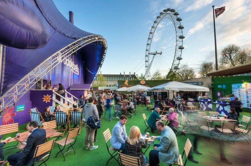 queen elizabeth roof garden cafe bar southbank centre london england top tips before you go with