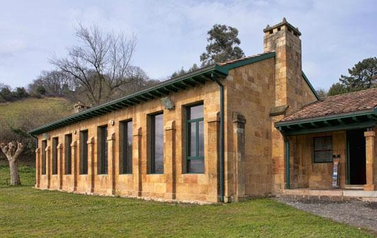 Centre for Reception and Interpretation of the pre-Romanesque Asturian