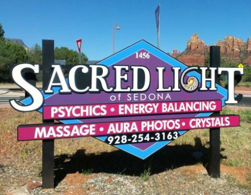 Sacred Light of Sedona