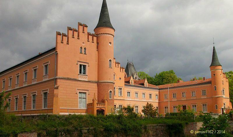 Schloss Gusow