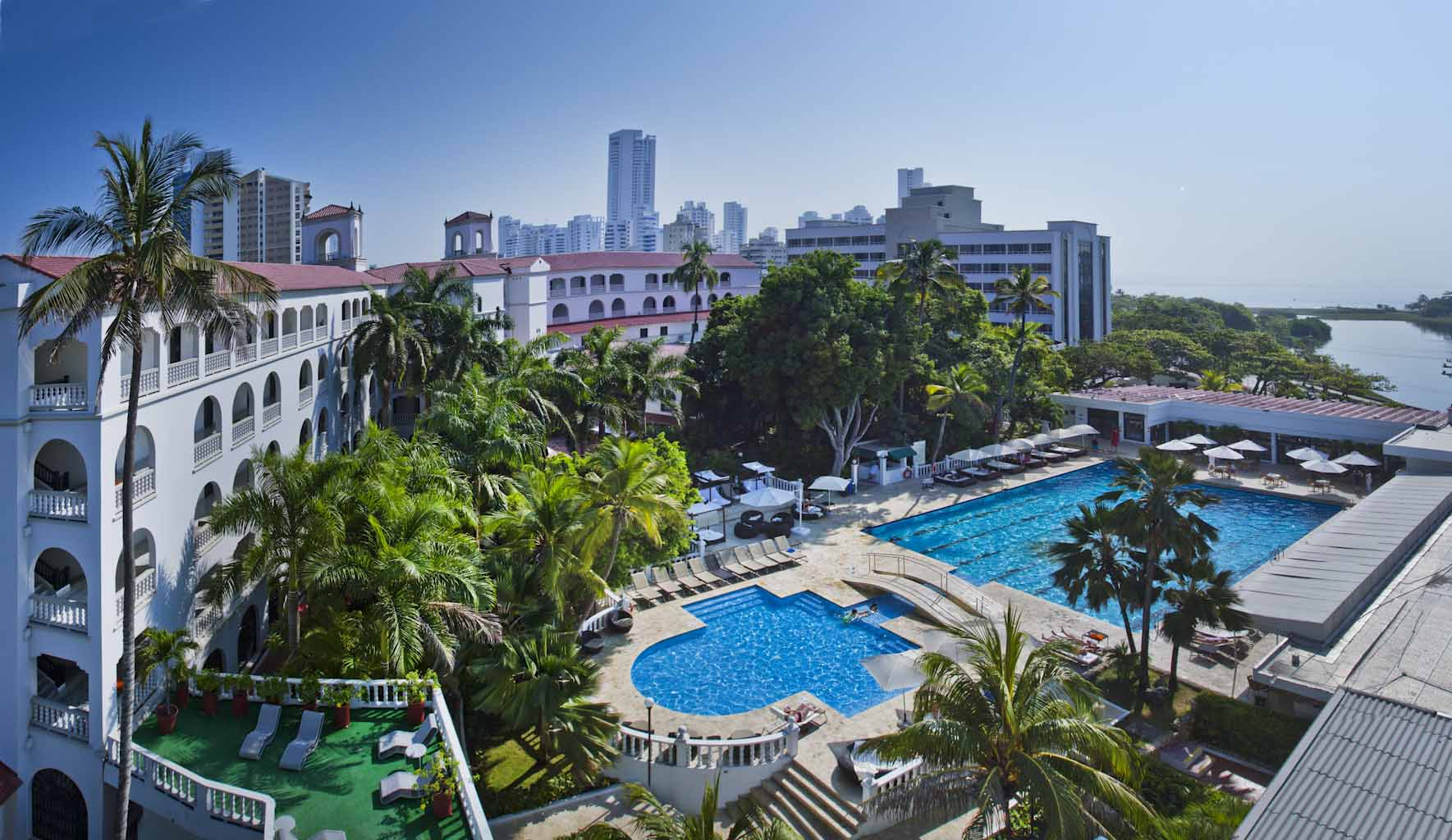 Hotel Caribe - UPDATED 2017 Prices & Reviews (Cartagena, Colombia ...