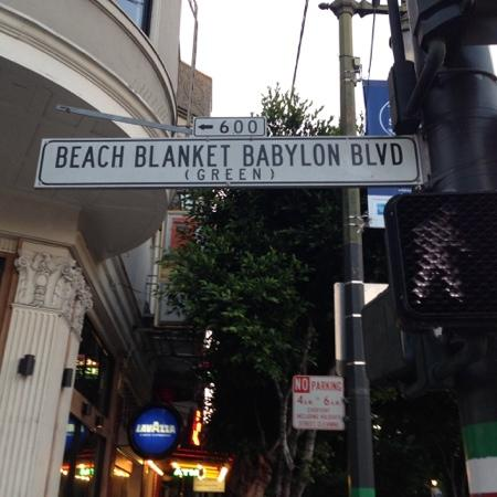 ‪Beach Blanket Babylon‬