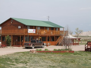Badlands Interior Motel and Campground