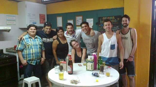La Comunidad Hostel