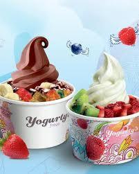 Yogurty's Froyo