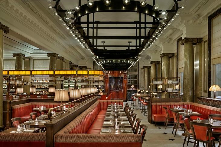 Holborn dining room london omd men om restauranger for O significado de dining room
