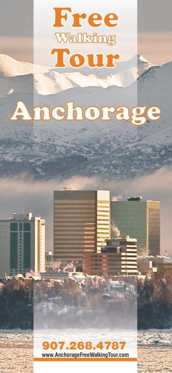 Anchorage Free Walking Tour