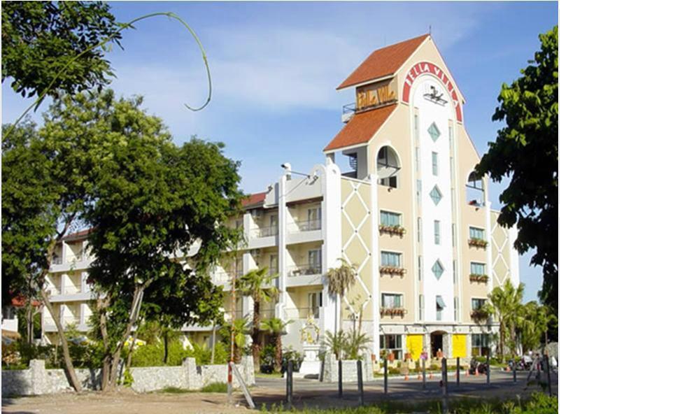 貝拉別墅酒店
