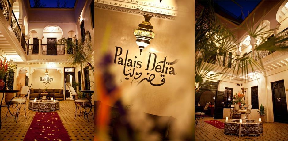 Riad Palais Delia