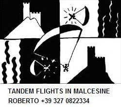 Tandem Flights Monte Baldo Malcesine