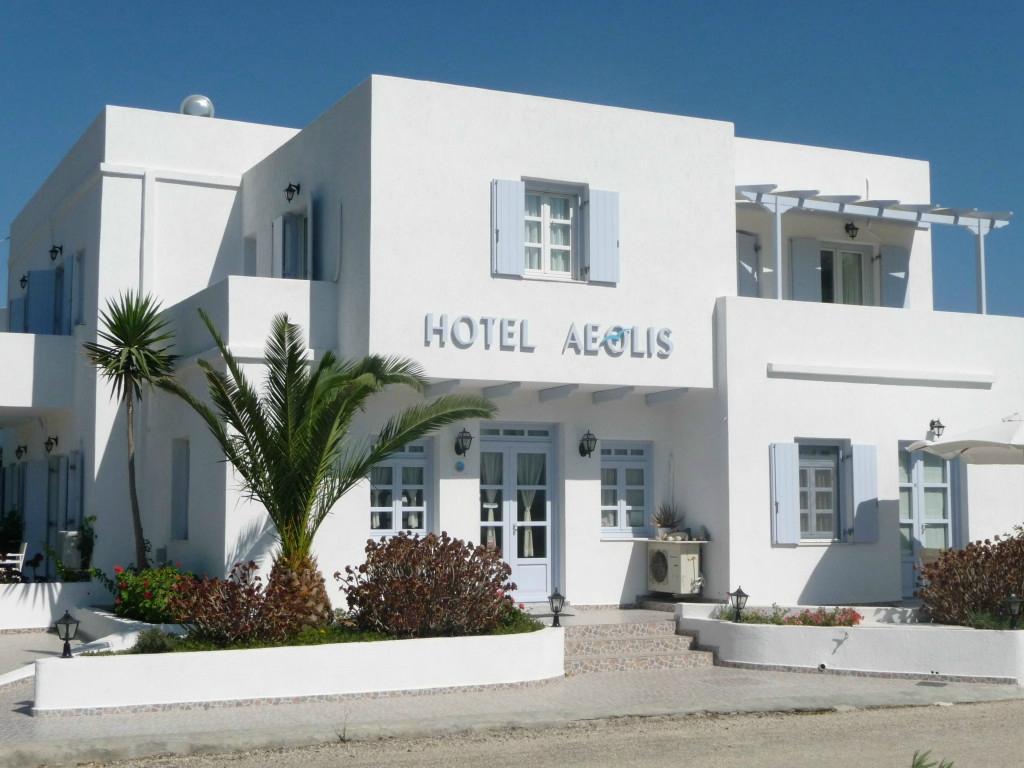 埃俄利斯飯店